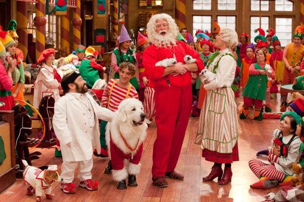 Santa Paws2- The Santa Pups starring Cheryl Ladd