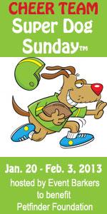 Super Dog SundayCheer Team Member